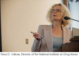 Nora D. Volkow, Director of the National Institute on Drug Abuse