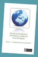 Going International: A Practical Guide for Psychologists
