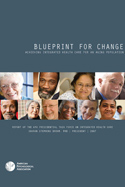 Blueprint for change cover