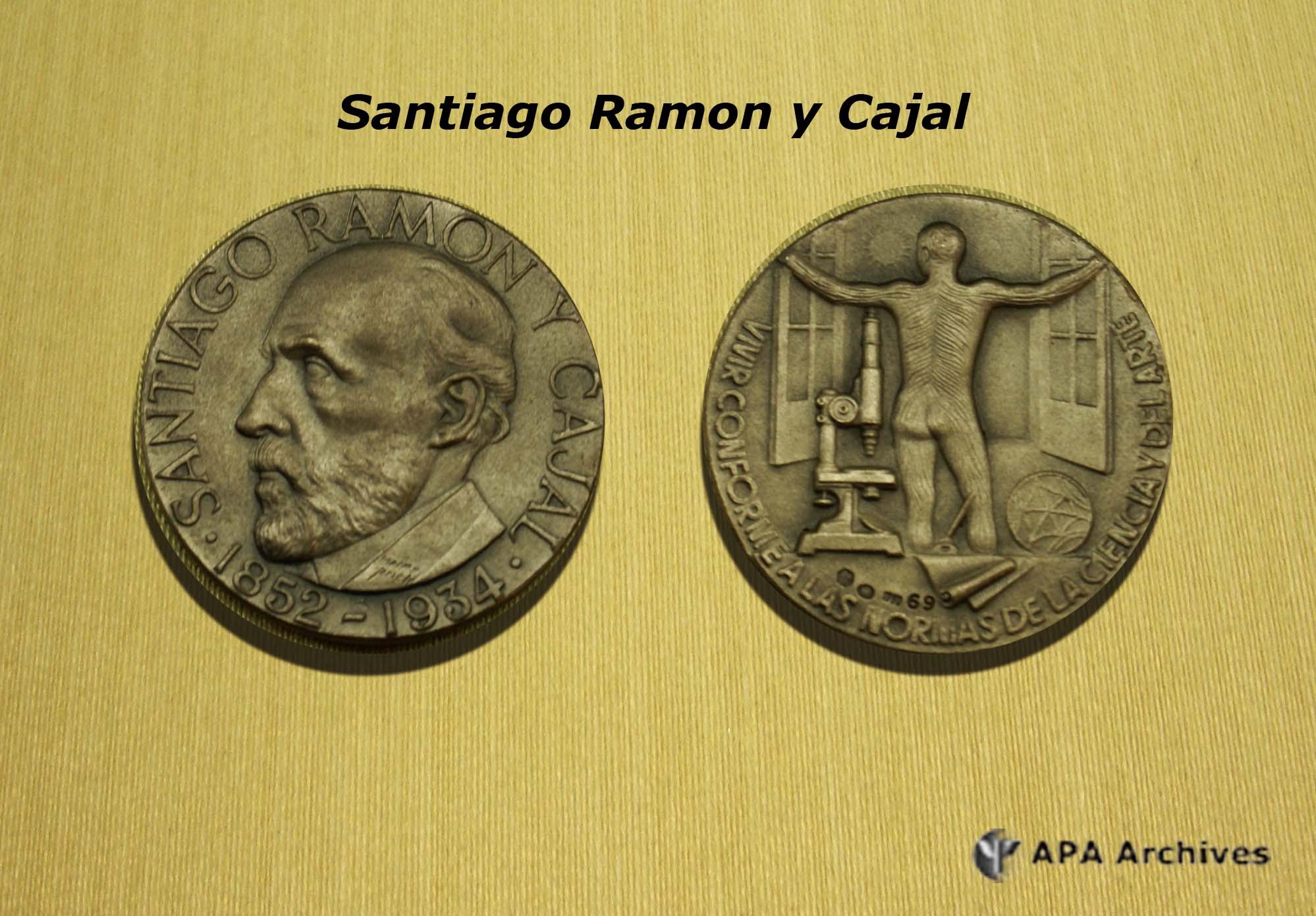 Ramon y cajal santiago 1980