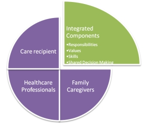 Interprofessional teams model