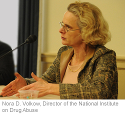 Nora Volkow, PhD, Director of NIDA