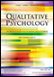 Cover of Qualitative Psychology