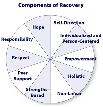 Components of Recovery Wheel
