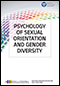 Cover of Psychology of Sexual Orientation and Gender Diversity