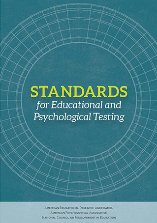 The standards for educational and psychological testing fandeluxe Images