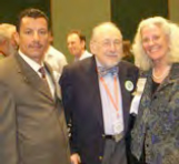 Maan A. Bari, Henry David, Merry Bullock, APA Convention