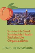 Work, Stress, and Health 2015