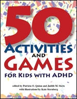 50 Activities and Games for Kids with ADHD