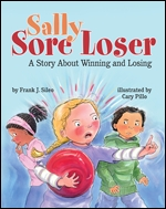 Cover of Sally Sore Loser (small)