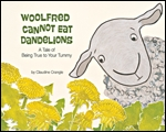 Cover of Woolfred Cannot Eat Dandelions (small)