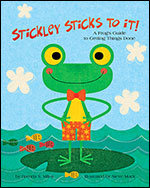 Cover of Stickley Sticks to It! (small)